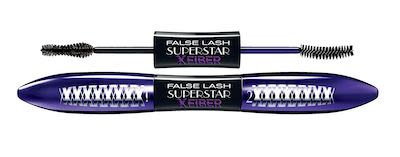L'Oréal Lash Wings Superstar X Fiber Mascara N°1 Black 13 ml