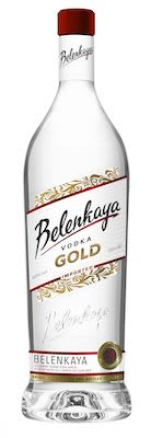 Belenkaya Gold Vodka 100 cl. - Alc. 40% Vol.