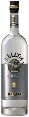 Beluga Vodka 50 cl. - Alc. 40% Vol.