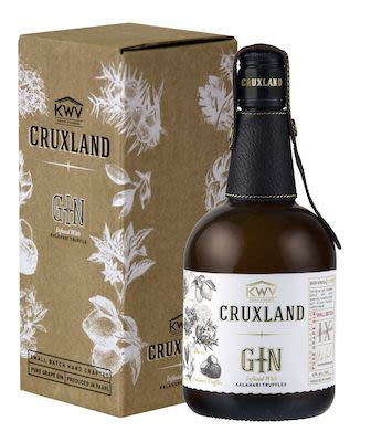 Cruxland London Dry Gin 100 cl. - Alc. 43% Vol. In gift box.