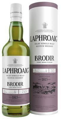 Laphroaig Brodir, 70 cl. - Alc. 48% Vol. In gift box. Islay.