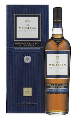 The Macallan Estate Reserve 70 cl. - Alc. 45.7% Vol. In gift box.