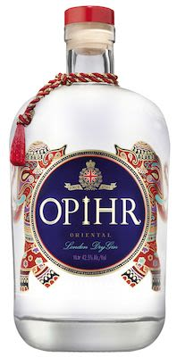 Opihr Oriental Spiced London Dry Gin 100 cl. - Alc. 42.5% Vol.