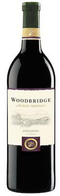 Mondavi Woodbridge Zinfandel 75 cl. - Alc. 13.5% Vol.