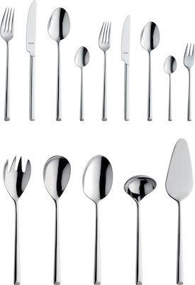 Amefa 60-pcs Metropole Cutlery Set