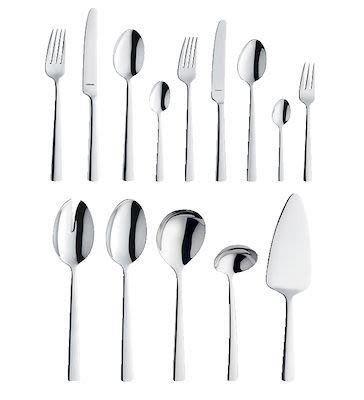 Amefa 60-pcs Moderno Cutlery Set