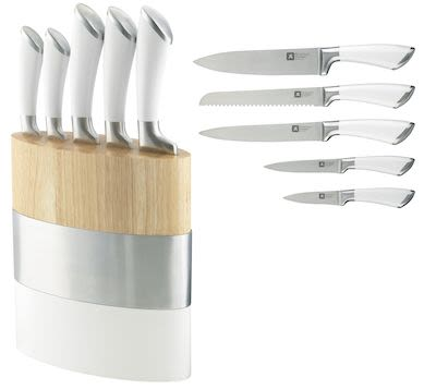 Richardson Sheffield 5-pcs Fusion Knife Block Set