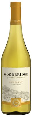 Mondavi Woodbridge Chardonnay 75 cl- Alc. 13.5% Vol.