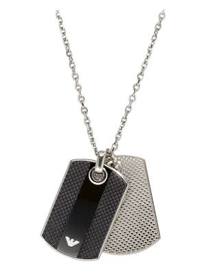 Emporio Armani Gent's Signature Necklace