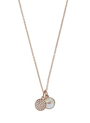 Emporio Armani Ladies' Signature Necklace