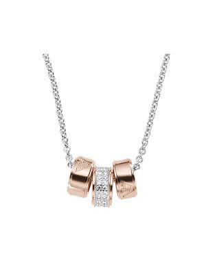 Emporio Armani Ladies' Sterling Necklace