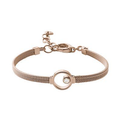 Skagen Ladies' Elin Rosegold Bracelet