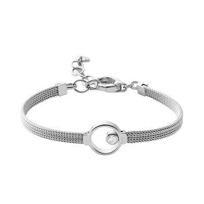 Skagen Ladies' Elin Silver Bracelet