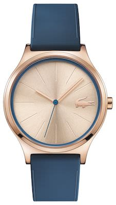 Lacoste Ladies' Nikita Watch Blue Gold