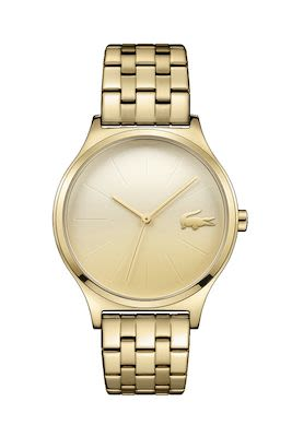Lacoste Ladies' Nikita Watch Gold