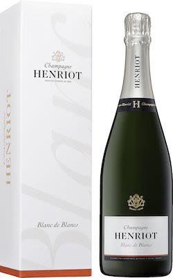 Henriot Blanc de Blancs 75 cl. - Alc. 12% Vol. In gift box.
