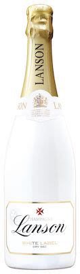 Lanson White Label Dry 75 cl. - Alc. 12.5% Vol.