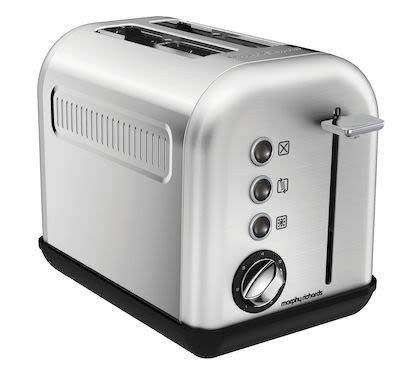 Morphy Richards Accents Toaster Steel