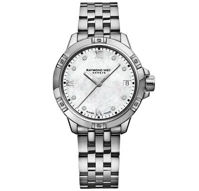 Raymond Weil Ladies Tango Watch Steel