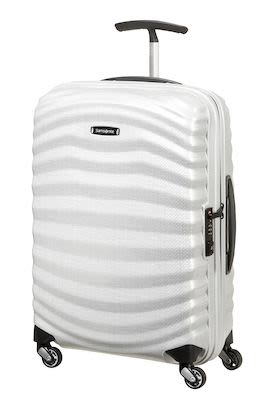 Samsonite Lite-Shock Spinner 55/20 Off White