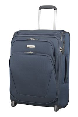 Samsonite Spark SNG Upright Toppocket Expandable 55/20 Blue
