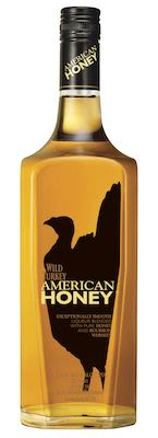 Wild Turkey American Honey, 100 cl. - Alc. 35.5% Vol.