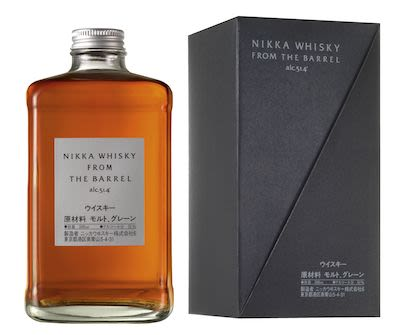 Nikka From the Barrel, 50 cl. - Alc. 51.4% Vol.