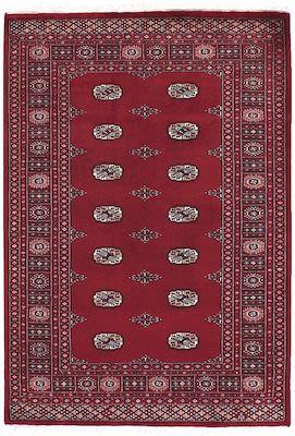 Carpet 2 ply Bokhara Red 250x350 cm.