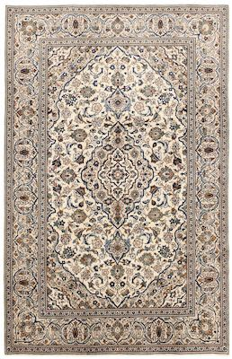 Carpet Keshan Fine cream 200x300 cm.