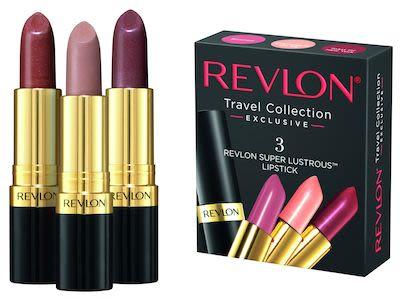 Revlon Super Lustrous Lipstick Set