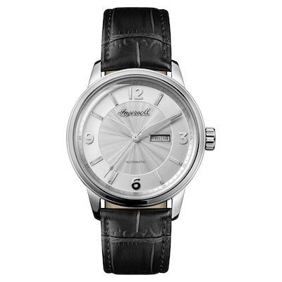 Ingersoll Gents The Regent Automatic Watch Black