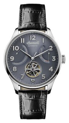 Ingersoll Gents The Hawley Automatic Watch Silver