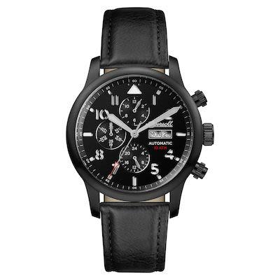 Ingersoll Gents The Hatton Automatic Watch Black