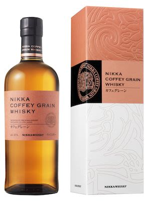 Nikka Coffey Grain 70 cl. - Alc. 45% Vol. In gift box.