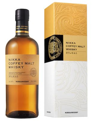 Nikka Coffey Malt, 70 cl. - Alc. 45% Vol.