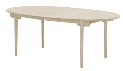 CH 338 Dining Table Oval 200x115cm w/ Extension