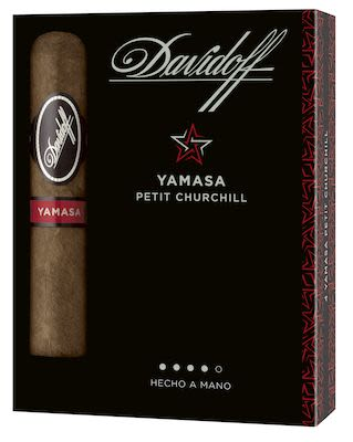 Davidoff Yamasa Petit Churchill 4 pcs