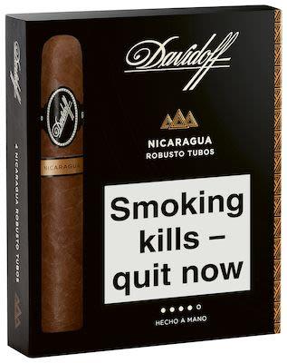 Davidoff Nicaragua Robusto 4 pcs