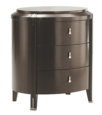 Selva Philipp Bedside Table Vendome PS