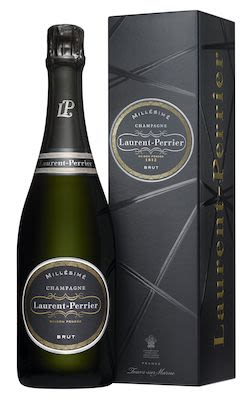 Laurent-Perrier Vintage Brut 75 cl. - Alc. 12% Vol. In gift box.