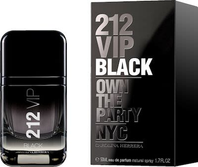 Carolina Herrera 212 VIP Black EdP 50 ml