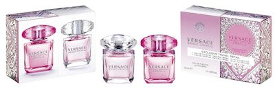 Versace Bright Crystal & Bright Crystal Absolu Duo Set