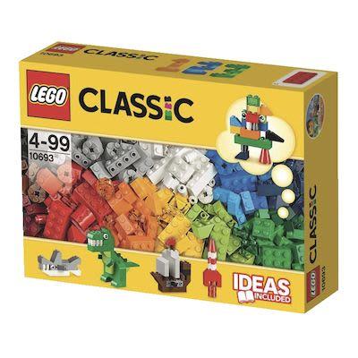 Lego Building Blocks Classic Creative Supplement