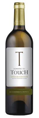 Domaine du Touch Côtes de Gascogne 75 cl. - Alc. 11,5% Vol.
