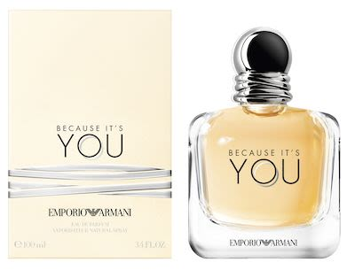 Emporio Armani Because It's You EdP 100 ml