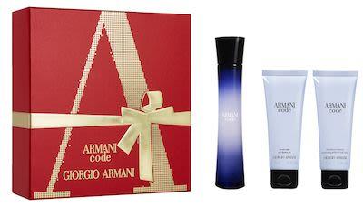 38ffe958782 Giorgio Armani Armani Code Pour Femme Set