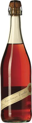 Lambrusco Rosé 75 cl. - Alc. 7.5% Vol.