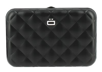 Ögon designs quilted wallet