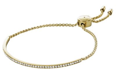 Michael Kors Ladies' Brilliance Gold Tone Bracelet