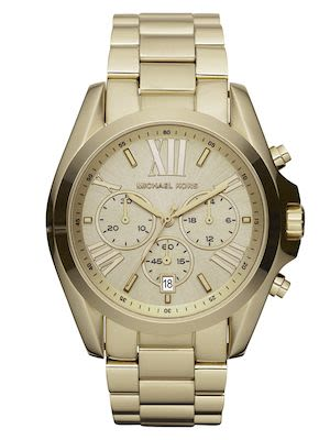 Michael Kors Unisex Bradshaw Watch